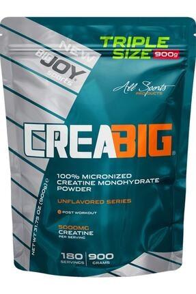 Big Joy Bigjoy Sports Creabig Powder Creatine Monohydrate Micronized Amino Asit 900g 0