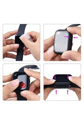 Apple Watch 2 40mm Ekran Koruyucu + Kılıf Pastel Renk Premium Kalite 3
