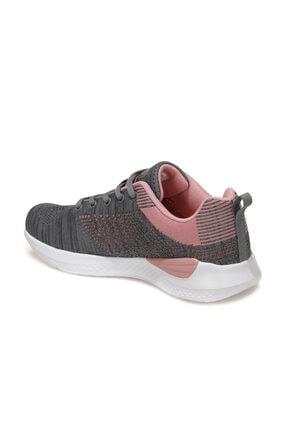Lumberjack WOLKY 1FX Gri Kadın Koşu Ayakkabısı 100787331 2
