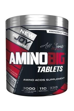 Big Joy Aminobig Amino Asit 330 Tablet 0
