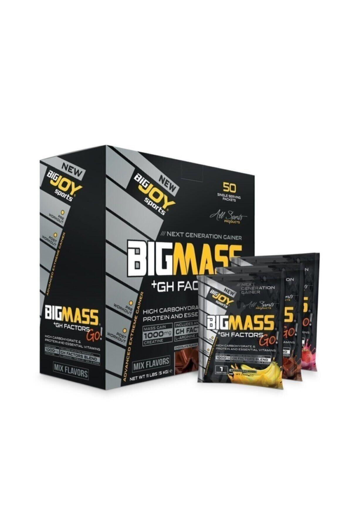 Bigjoy Big Mass Gh Factors Go 5000 gr 50 Saşe Mix