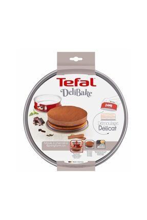 TEFAL Kırmızı Delibake Kelepçeli 23 cm 2100104746 1