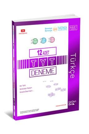 Üç Dört Beş Yayıncılık Tyt Türkçe 12'li Deneme 1
