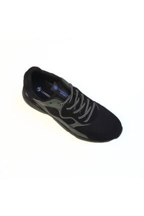 Lumberjack VALENTIN Siyah Erkek Sneaker Ayakkabı 100536294 4