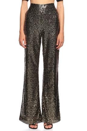 Kadın Altın Rengi Pantolon MXAOND18PA351GOLD-GOLD