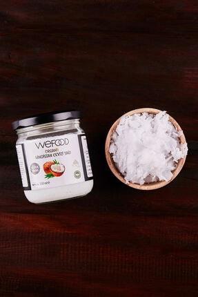 Wefood Organik Hindistan Cevizi Yağı 150 ml (Soğuk Sıkım) 1
