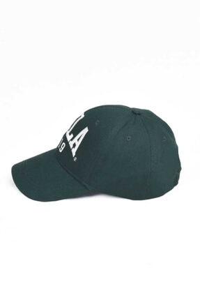 Ucla Ballard Yeşil Baseball Cap Şapka 3