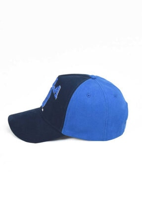 Ucla Malıbu Lacivert Baseball Cap Nakışlı Şapka 3