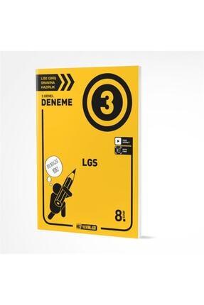 Hız Yayınları 8. Sınıf Lgs 3lü Genel Deneme 0