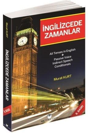 MK Publications English Grammar Today - Ingilizce'de Zamanlar - Murat Kurt - Ingilizce Gramer Set - 2