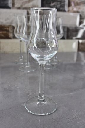 Paşabahçe Beyaz 6'lı Grappa Kahve Yanı Su Bardağı 2