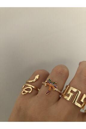 The Y Jewelry Yılan Yüzük 1