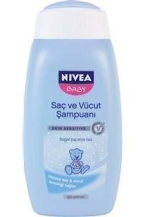 Nivea Baby Şampuan Saç ve Vücut 500 ml 0