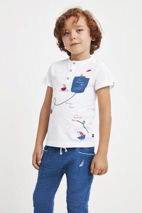 Nautica B101 Pijama Takım 1