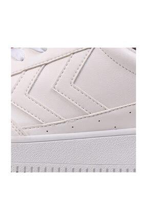 HUMMEL HMLNIELSEN SNEAKER Pudra Kadın Sneaker Ayakkabı 100484871 4