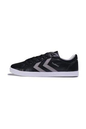 HUMMEL Deuce Court Tonal Unisex Siyah Spor Ayakkabı 0