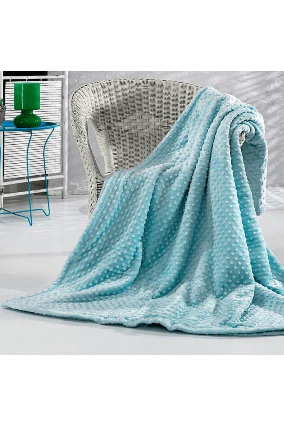 Aquam Pearl Tek Kişilik Tomurcuk Battaniye