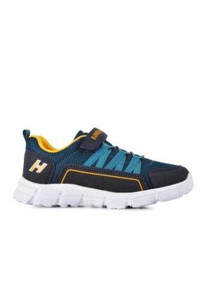 تصویر از Çocuk Petrol-sarı Spor Ayakkabı