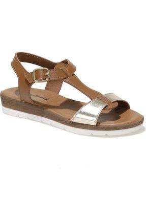 Kadın Taba Altın Sandalet 317639taba