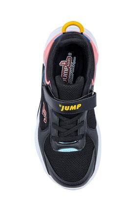 Jump Unisex Çocuk Siyah Royal Spor Ayakkabı 24931 2