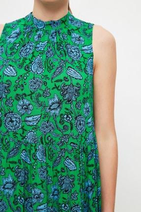 TRENDYOLMİLLA Çok Renkli Desenli Elbise TWOSS20EL0573 3