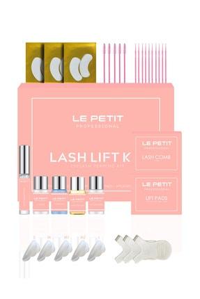Le Petit Professional Kirpik Lifting Seti Lash Lift Kaş & Kirpik Perma Seti 0