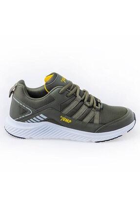 Jump 24865 Haki Sarı Erkek Günlük Spor Ayakkabı 0