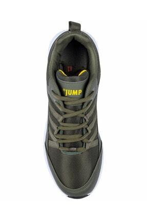 Jump 24865 Haki Sarı Erkek Günlük Spor Ayakkabı 2