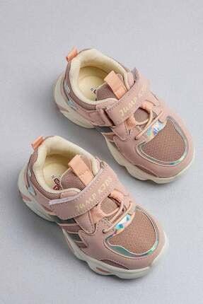 Jump Çocuk Spor Ayakkabı 26056 E Lt.pınk/green 4