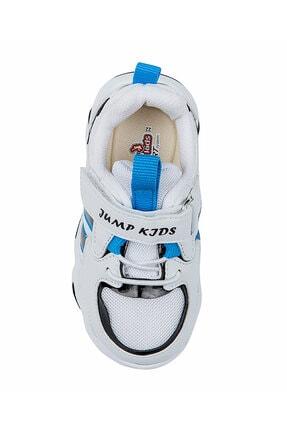 Jump Çocuk Spor Ayakkabı 26056 B Whıte/blue/black 2