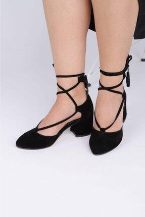 Dolgu Topuklu Ayakkabı A1