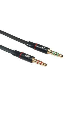 Brs Kulaklık Mikrofon Çevirici Ayırıcı Switch Splitter 3.5mm 2