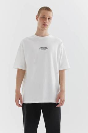 Picture of Beyaz Pamuklu T-shirt