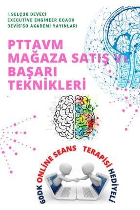 Pttavm Mağaza Satış ve Başarı Teknikleri Eğitimi 60dk Online Eğitim Hediyeli psikolog750