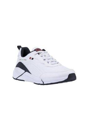 Jump 25662 Beyaz Erkek Günlük Spor Ayakkabı 1