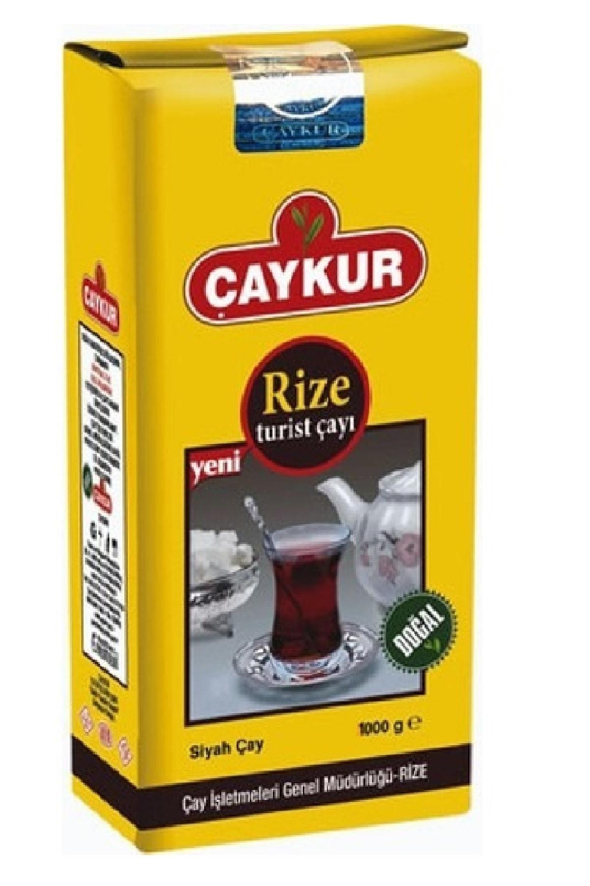 Çaykur Rize Turist Çayı Siyah Çay 1 kg 0