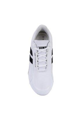 Jump Erkek Siyah Kırmızı Günlük Spor Ayakkabı -45 24860 3