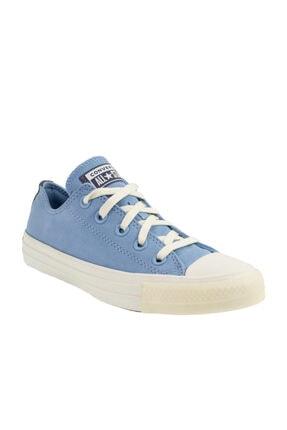 Converse Chuck Taylor All Star Kadın Mavi Spor Ayakkabı (570306C.429) 0
