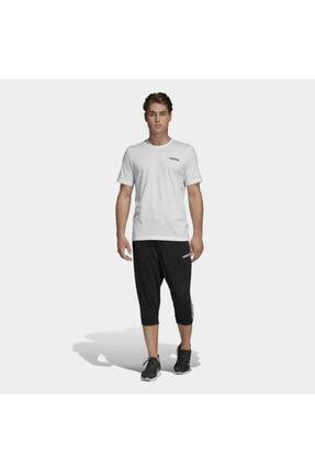 adidas E PLN TEE Beyaz Erkek T-Shirt 100403521 4