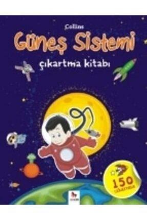 Colins Güneş Sistemi: Çıkartma Kitabı 1KDK-9786054984657