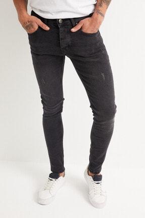 Newtime Erkek Jeans Skinny Fit Likralı 1