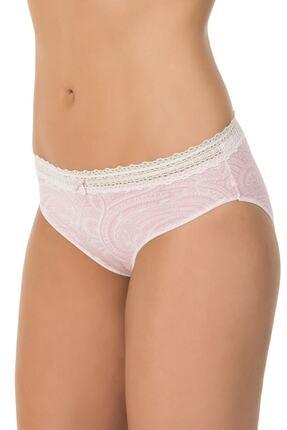 Kom Kadın Pembe Begonia 3'lü Bikini Külot 41BK20391PEMB 0
