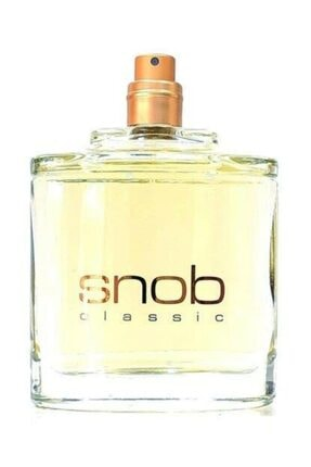 Snob Outlet - Mavi Klasik Edt 100 Ml Erkek Parfümü 0