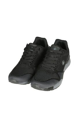Lumberjack VENDOR Siyah Erkek Sneaker Ayakkabı 100563643 0
