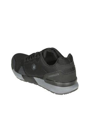 Lumberjack VENDOR Siyah Erkek Sneaker Ayakkabı 100563643 3