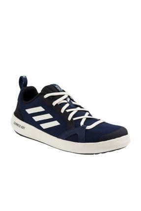 adidas TERREX BOAT H.RDY Lacivert Erkek Sneaker Ayakkabı 101117462 0