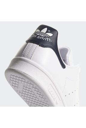 adidas Stan Smıth Unisex Beyaz Spor Ayakkabı M20325 4