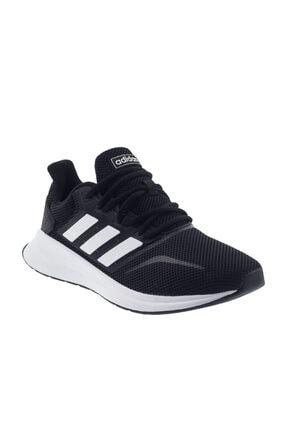adidas RUNFALCON Siyah Kadın Koşu Ayakkabısı 100403384 0