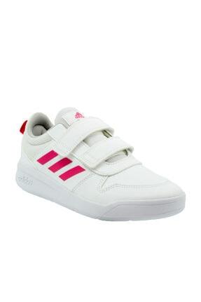 adidas TENSAUR C Beyaz Kız Çocuk Spor Ayakkabı 101085061 0