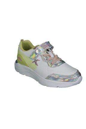 Kinetix ROARS Beyaz Kız Çocuk Yürüyüş Ayakkabısı 100534406 0